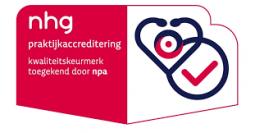 NHG praktijkaccreditering nieuw logo 2019